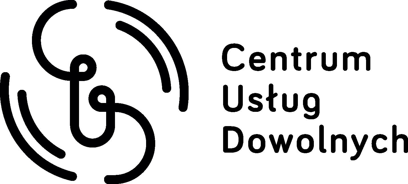 Centrum Usług Dowolnych Logo